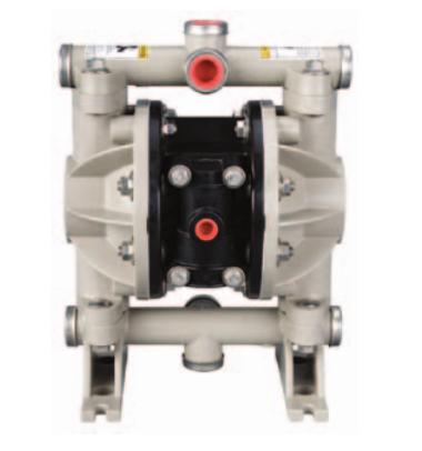 气动隔膜泵维护保养