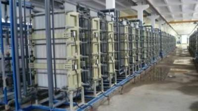 污水处理电渗析设备选用要点