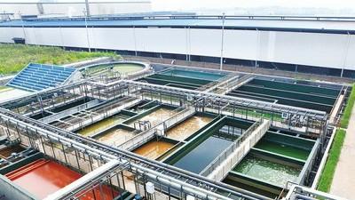 电镀园区废水处理