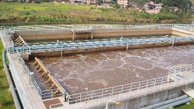 好氧法处理工业废水原理
