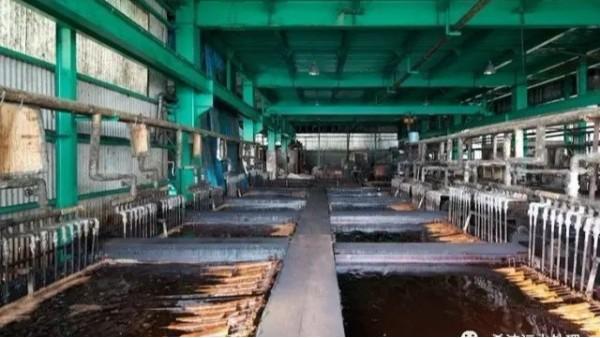 化学镀镍废水处理