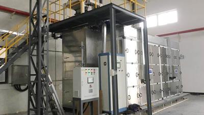 热泵污泥低温干化设备的经济效益在哪里?