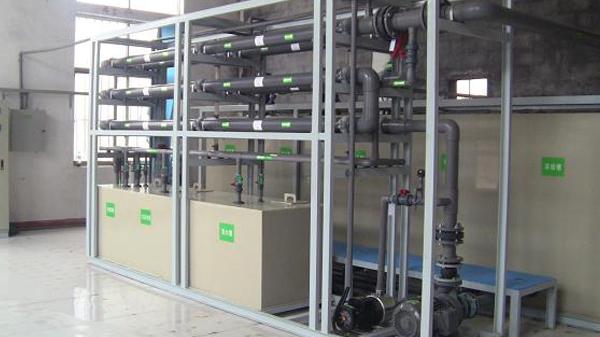 酸洗磷化废水处理案例-山东小阿龙