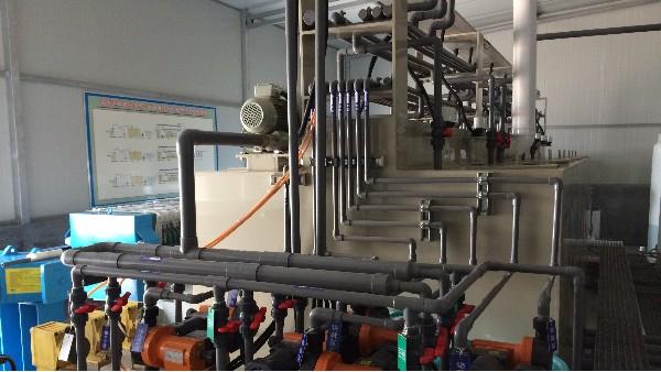 电镀废水稳定达标排放的因素须知