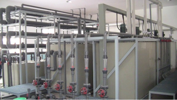 电镀废水处理工艺选择