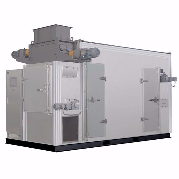 水清木华带式干化机