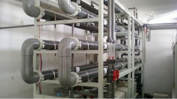 铝及铝合金表面氧化处理废水工程案例-青岛玉衡工贸