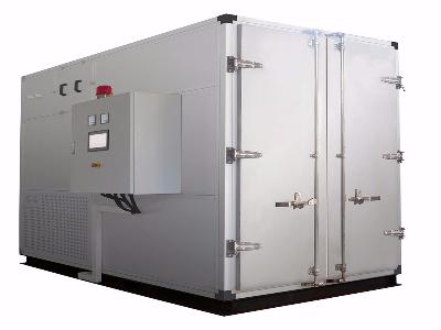 污泥干化设备(箱式干化机)